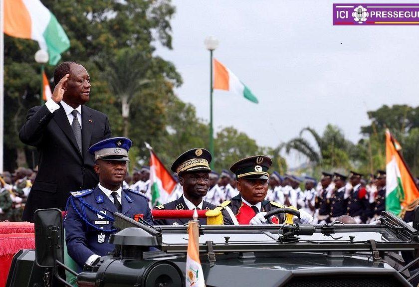 Côte d'Ivoire : fête d'indépendance 2018, discours du président Ouattara