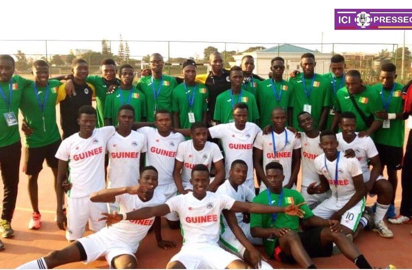 Challenge Trophy U18 : La Guinée Vices Championne