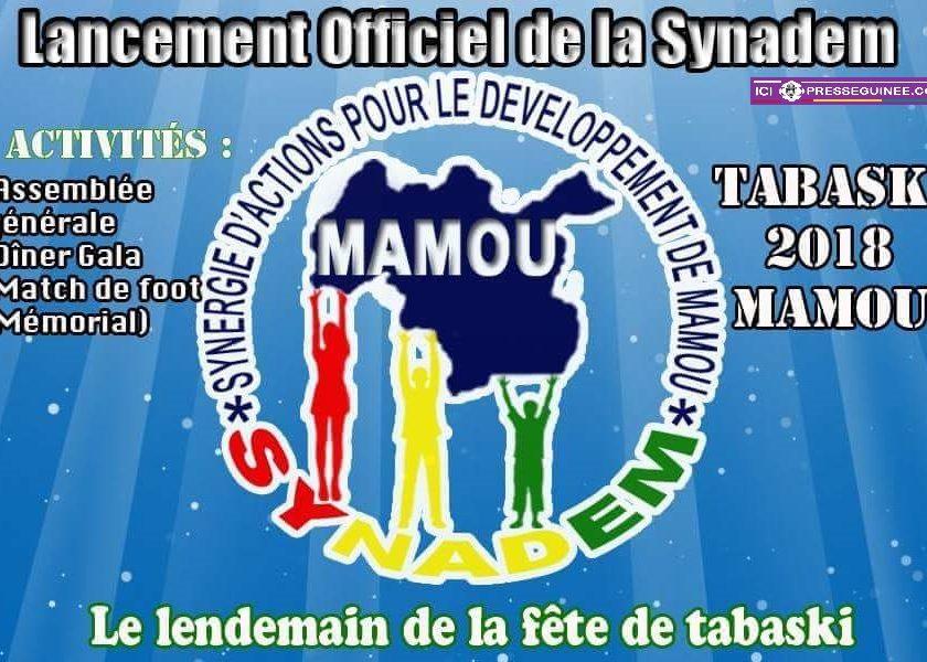 Mamou: La SYNADEM sera lancée officiellement le lendemain de la fête de Tabaski.